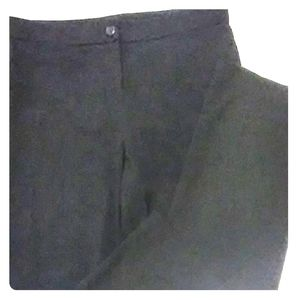 JM Collection-Black Pants